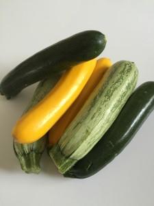Tarte tatin de légumes grillés et ricotta