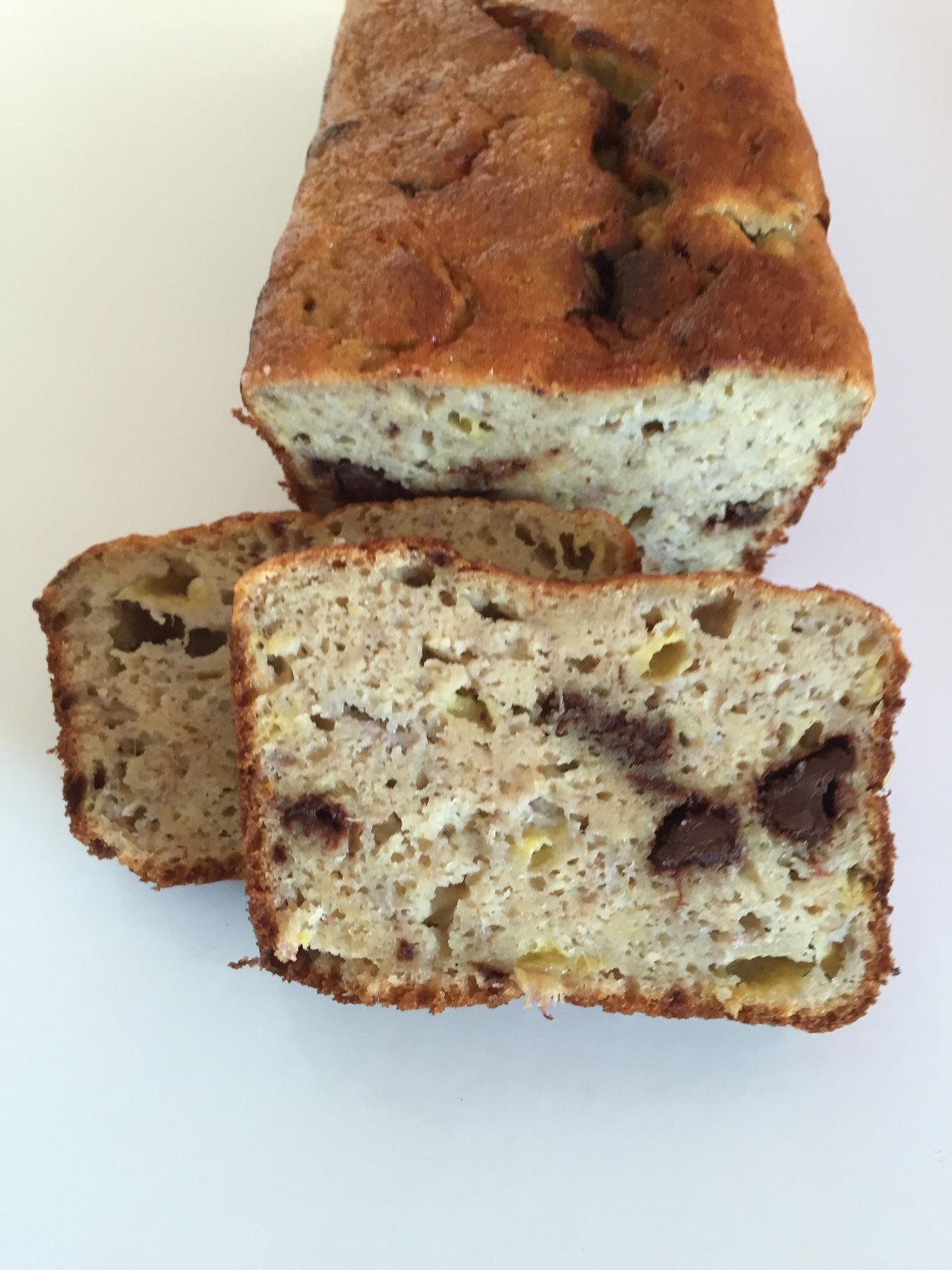 Bread Cake Chocolat Farine De Riz