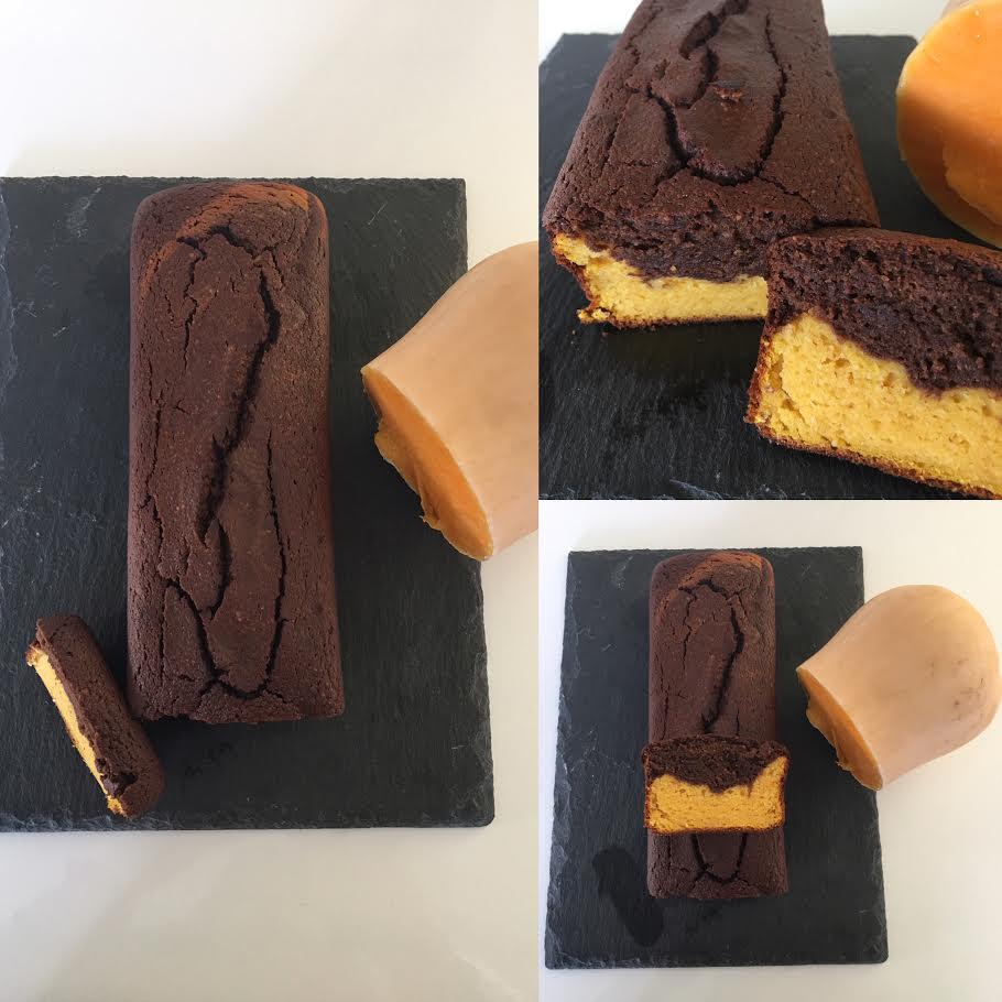 Cake Marbré Chocolat Courge Butternut Rachel Et Sa Cuisine - Cuisiner la courge butternut
