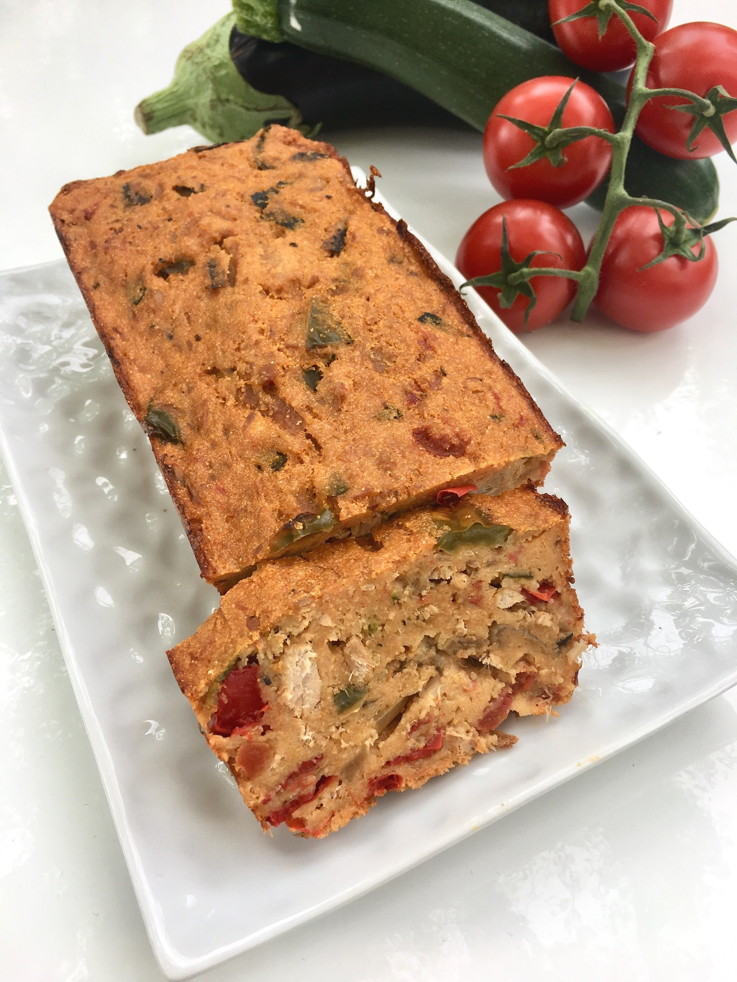 Recette Cake Ratatouille Feta