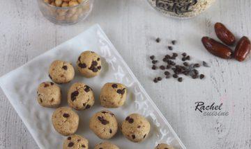 Cookies dough balls